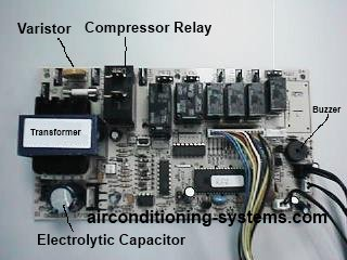 split airconditioner control troubleshooting guide air conditioner main control pcb