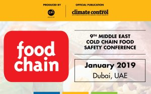 Food Chain ME Conference 2019