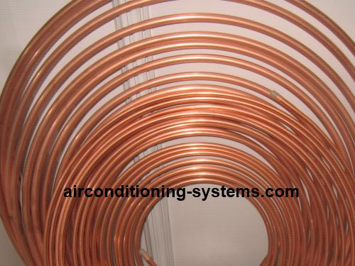 HVAC soft copper tube