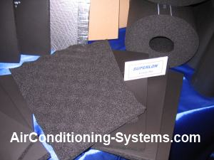 hvac insulating foam