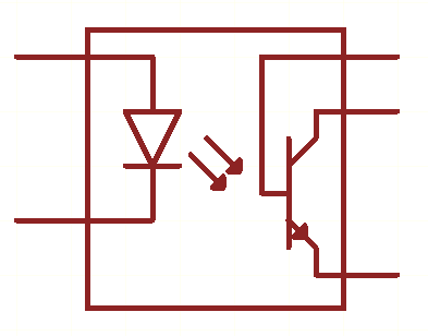 An Optocouplersymbol Or Schematic - WIRE Center •