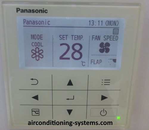 Air Conditioner Controllers