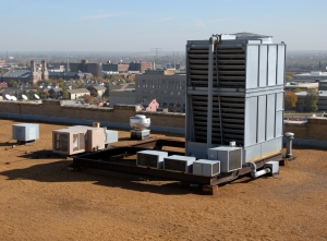 Rooftop air conditioner for What type of heating system is best