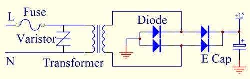 split airconditioner control troubleshooting guide Condensate Pump Installation Diagram linear power supply schematic